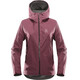 Haglöfs Virgo Jacket Women aubergine